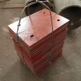 浙江 江苏江河机械球磨衬板 破碎机衬板