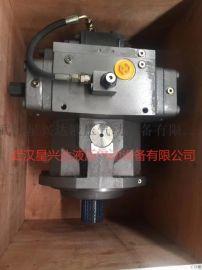 液压马达A4VG40EP4DMT1/32L