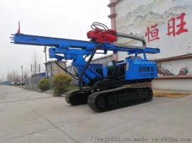 STJX-68L压桩机履带液压360°旋转底盘压桩机