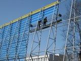 防风抑尘网厂家 单峰抑尘网价格 防风网安装