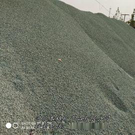本格供应天然灰色石米  透水地坪灰石子 水磨灰石米