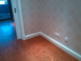 家用水暖铝合金散热片 脚暖头凉舒适度高踢脚线热器