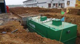 地埋式一体化污水处理设备参数及报价