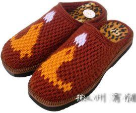 手工男式保暖拖鞋-TX003