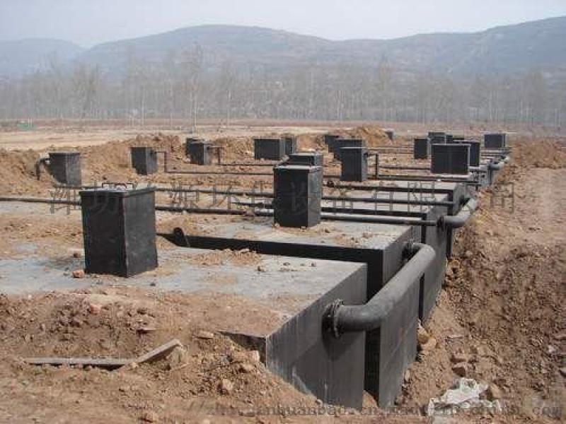 屠宰牛羊場地埋一體化污水處理設備