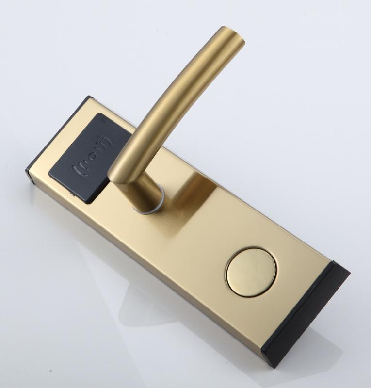 酒店锁民宿共享防盗门感应刷卡宾馆**智能磁卡锁电子门锁