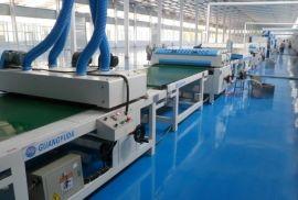 硅酸钙板外墙保温装饰板涂装生产线