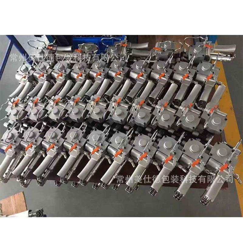 厂家直销手提式纸箱气动打包机PET塑钢带捆扎机商用包装机器