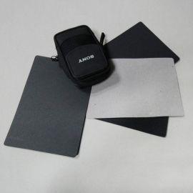 110G全木漿黑卡紙卡紙特種紙黑卡紙充皮紙黑卡