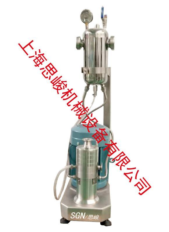 專業納米乳化設備 SGN/思峻 GRS2000管線式果茶飲料均質機