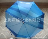 热转移印刷广告伞 木杆木弯柄广告遮阳伞 转移印花长柄伞