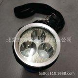 手提式防爆強光探照燈 3核Q5led防水鋁合金強光充電手電筒