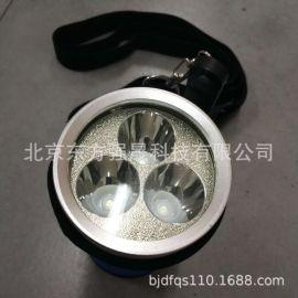 手提式防爆强光探照灯 3核Q5led防水铝合金强光充电手电筒
