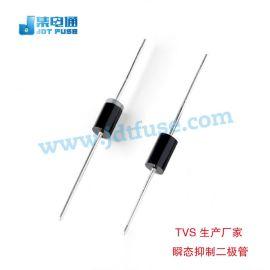 1.5KE400A 瞬态抑制二极管TVS厂家直销瞬变二极管电压抑制器批发