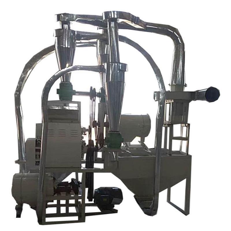 永丰粮机厂家直销风运全自动6F2240面粉机