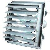供应FA-400型耐高温方形百叶窗纯铜电机工业排风扇