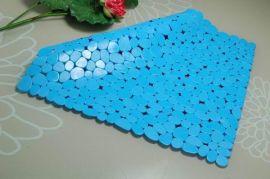 PVC鹅卵石防滑垫