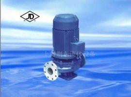 不锈钢立式管道泵IHG离心泵
