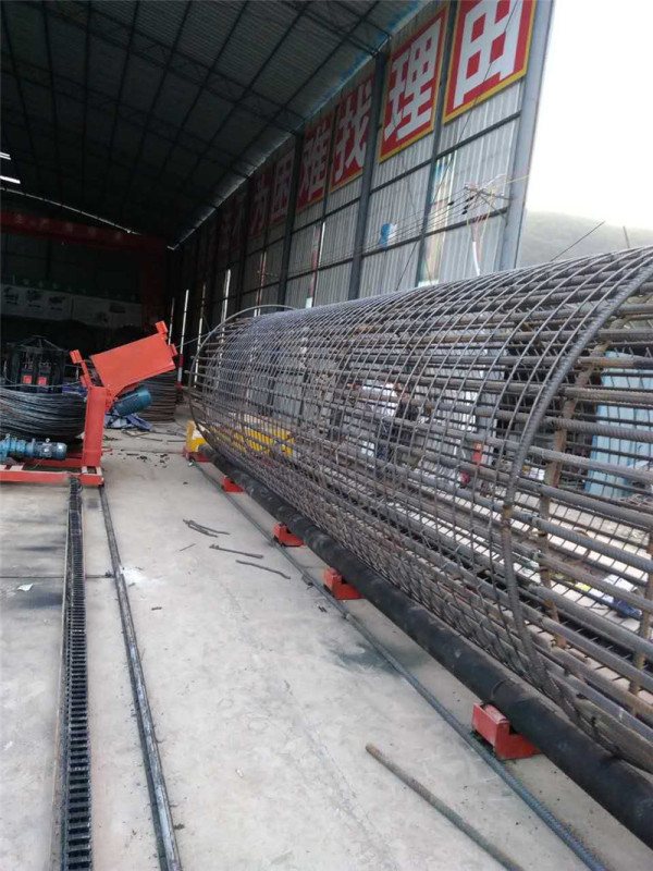 湖北钢筋笼自动成型机操作说明