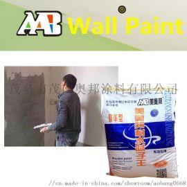 防霉耐水腻子粉 灰色底层腻子 墙面找平环保防水