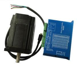 86HSE12N高力矩混合步进伺服电机