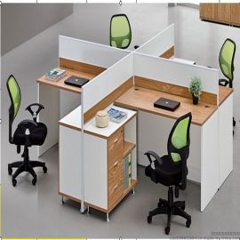 办公家具办公桌 简约 现代 屏风员工 组合 创意 职员卡座