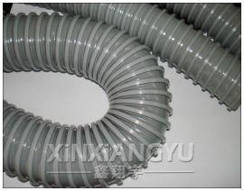 耐高温风管,塑筋增强软管,PVC方骨软管