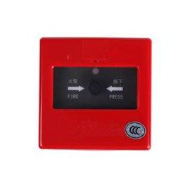 编码型手动火灾报 按钮带电话插孔