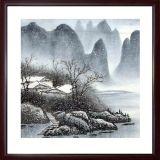 深圳图画装裱框