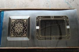 黑钢镜面花纹不锈钢电梯门套装饰板,黑镜钢不锈钢电梯门套装饰板