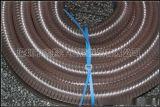 液体输送管,PU透明钢丝管,耐磨吸尘管