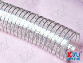 平滑钢丝管,食品级输送管,耐高压软管