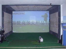 供应韩国BrandooGolf高尔夫红外线室内模拟器设备