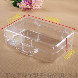 三件套 SH-6415饰品包装盒 化妆品包装盒 高透明收纳盒
