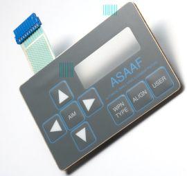 薄膜开关-亚克力按键薄膜开关-亚克力薄膜面板厂家订作