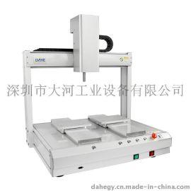 DAHE 四轴桌面型平台5331铝合金点胶机桌面工作平台机械手应用