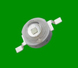 直供1W 晶元40mil 大功率LED紫光灯珠