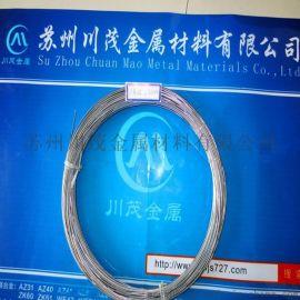 批发镍钛合金丝记忆合金丝0.2mm 镍钛合金板 规格齐全