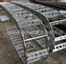 高品质机床钢制拖链,沧州亚明是**