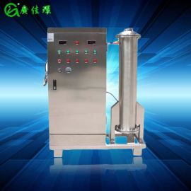 200g蜂窝式臭氧发生器 水处理臭氧消毒机