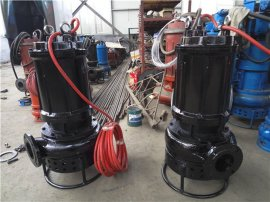 钢厂沉淀井清淤泵、潜水渣浆泵图片
