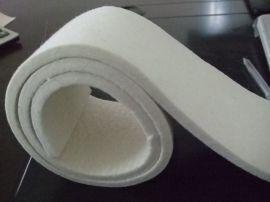 耐磨环保工业羊毛毡 粘合性能好不易松散工业毛毡