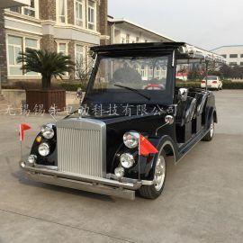 湖北宜昌11座電動老爺車價格,可定制奔馳同款老爺車,景區觀光電動車,酒店禮賓車