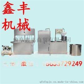 河南哪里有**豆腐机 全自动豆腐机生产厂家 免费培训技术
