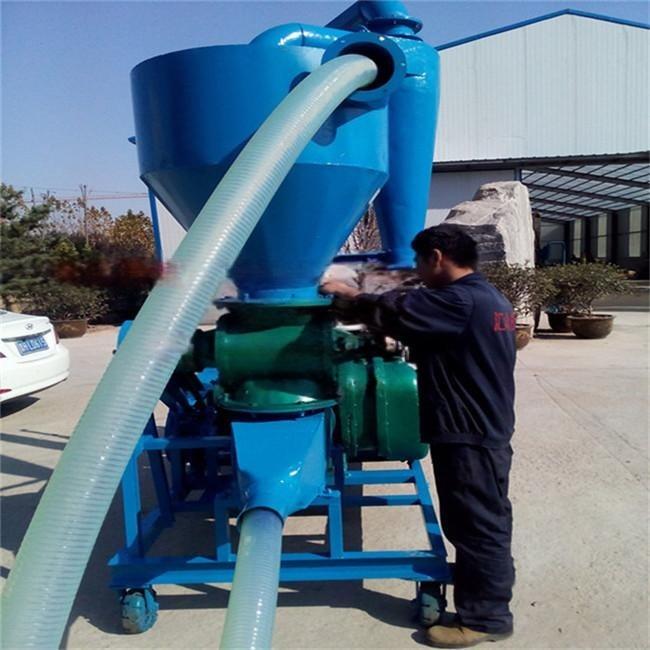 抗冻软管气力吸粮机 大型移动式气力吸粮机 y7