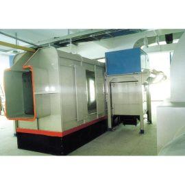 佐能科技 喷粉设备 喷粉涂装线
