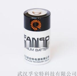 ER26500孚安特 9000mah 2号C型 3.6v锂亚一次性锂电池 ER26500H