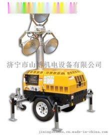 工程照明车 工程大型照明车 移动式照明灯塔