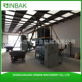 机械设备塑料高速混料机组 PVC树脂粉混料机 塑料高低混料机