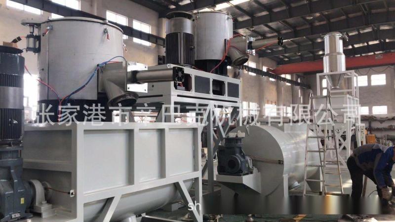 廠家直銷,SRL-Z500/1000混合機組 PVC混料機 PVC高低混設備